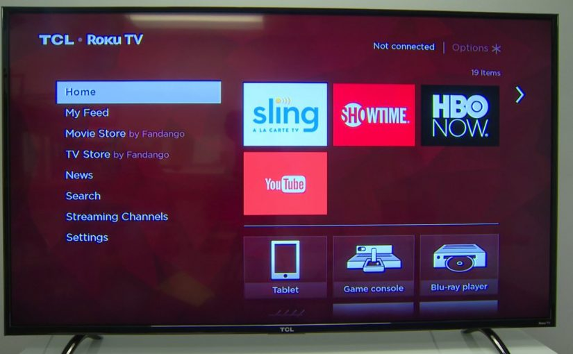 Roku TV Offers Mix of Streaming Plus Local Channels-WhyFly