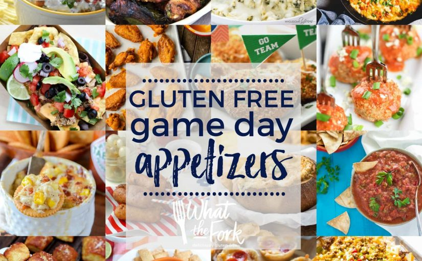 Gluten-Free Game Day Apps