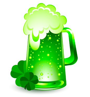 Green Beer for St. Patrick's Day?
