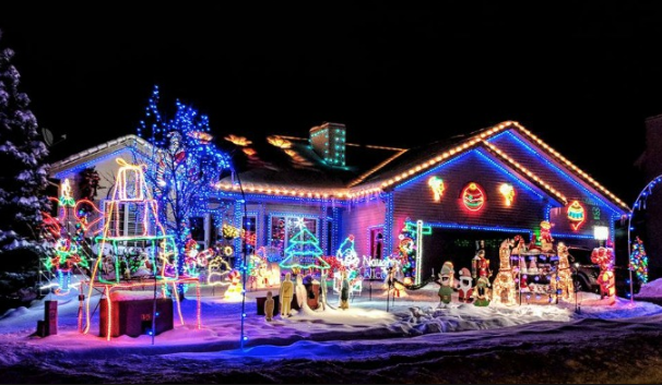 Your 2018 guide to Christmas lights across Delaware