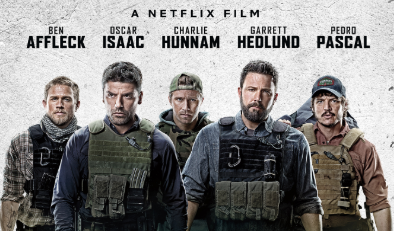 Netflix to air Triple Frontier March 13