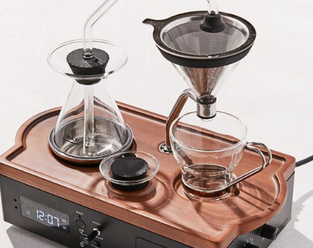 Coffee Brewing Alarm Clock | WhyFly