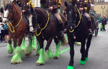 Wilmington's Annual St. Patrick's Day Parade