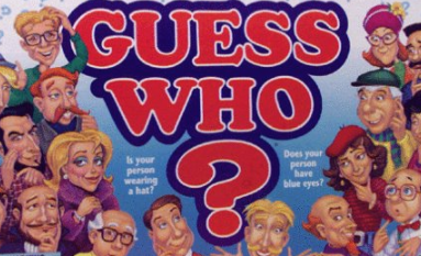 Guess Who? The Office Version!